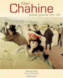 Edgar Chahine, peintre-graveur