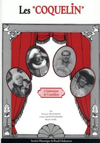 Les Coquelin, trois générations de comédiens