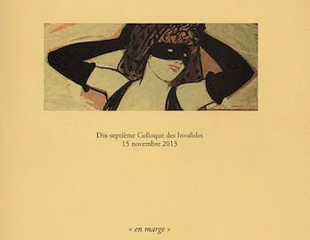 Les Actes du 17e Colloque des Invalides 2014 – Secrets
