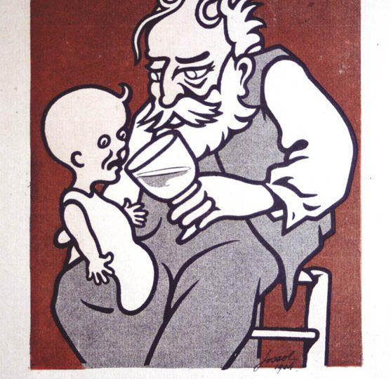 Marie-Claude Delahaye et les mauvais crus d'un carton de gros rouge (2012)