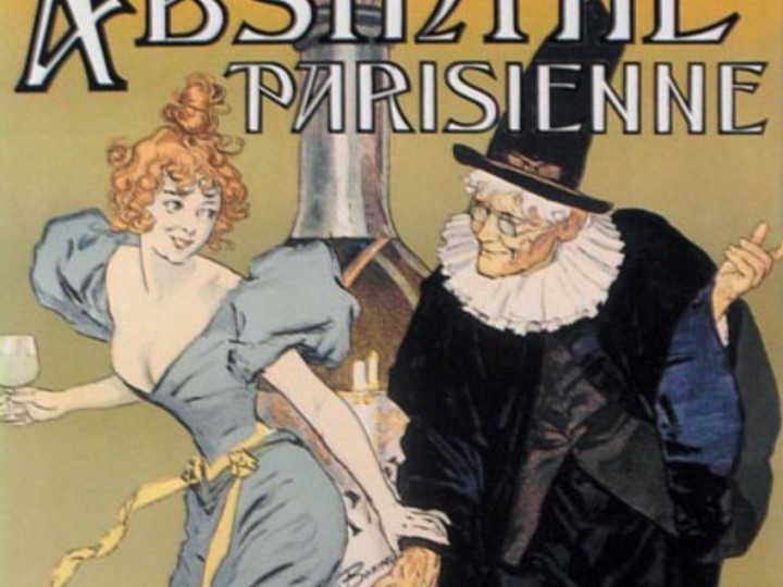 Exposition L'Absinthe (Chatou – 1993)