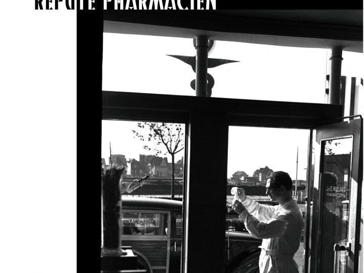 Daniel Wallard, Photographe clandestin réputé pharmacien