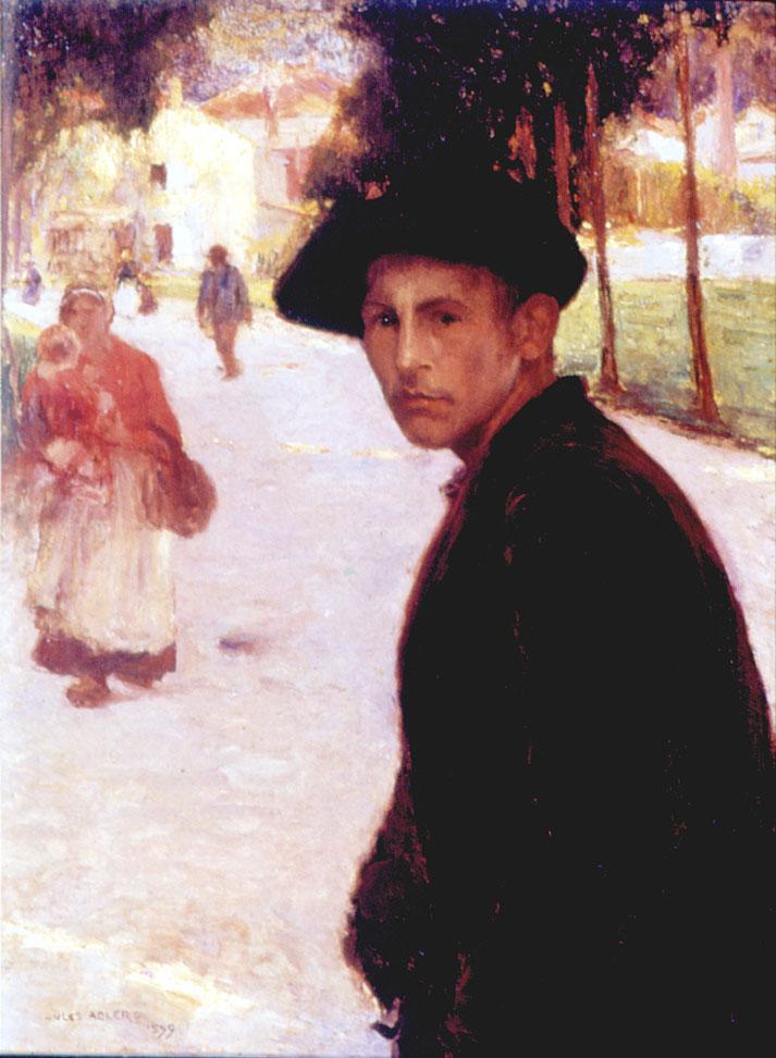 Passions Adler Jeune Vagabond 1899