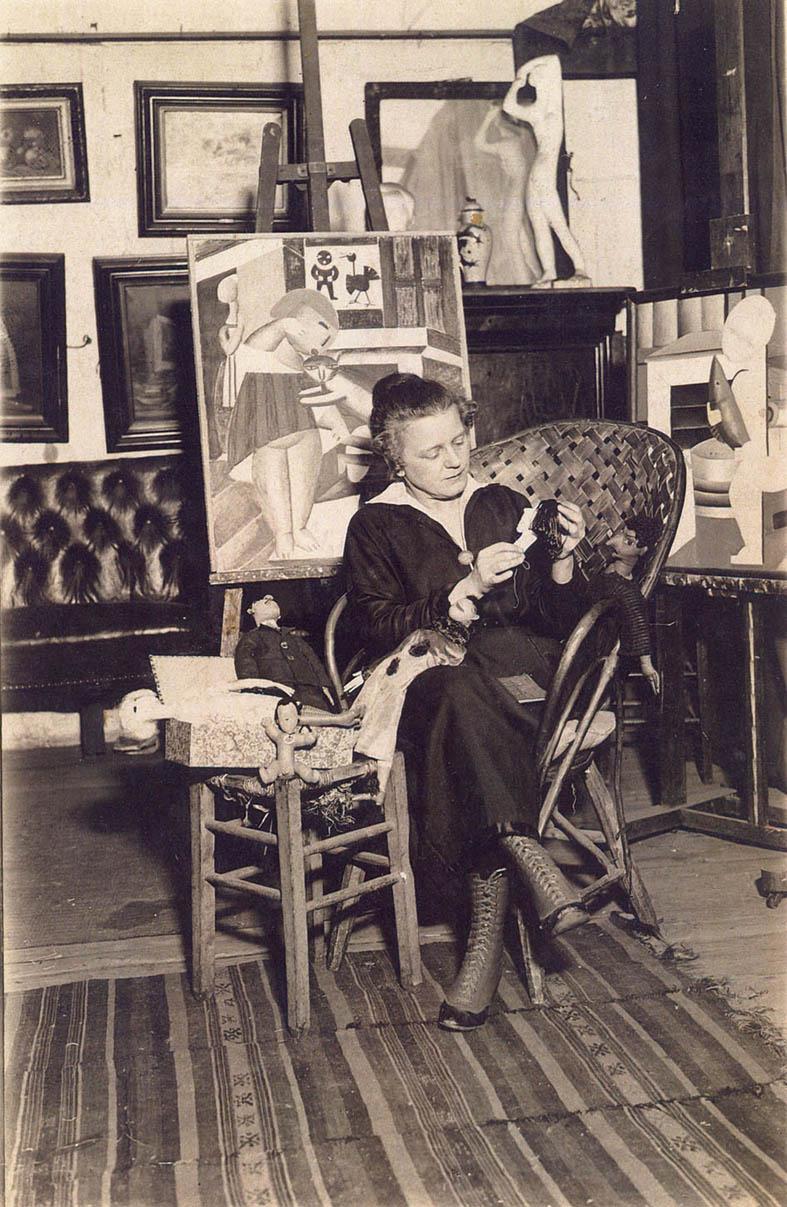 1922 Trampus