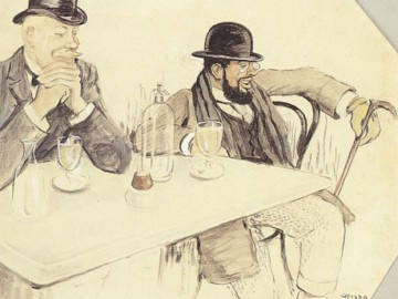 Du « cocktail » Tremblement de terre de Toulouse-Lautrec