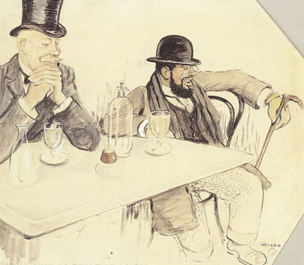 Du « cocktail » Tremblement de terre de Toulouse-Lautrec
