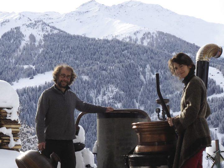 Matthieu Frécon & Florence Thiéblot
