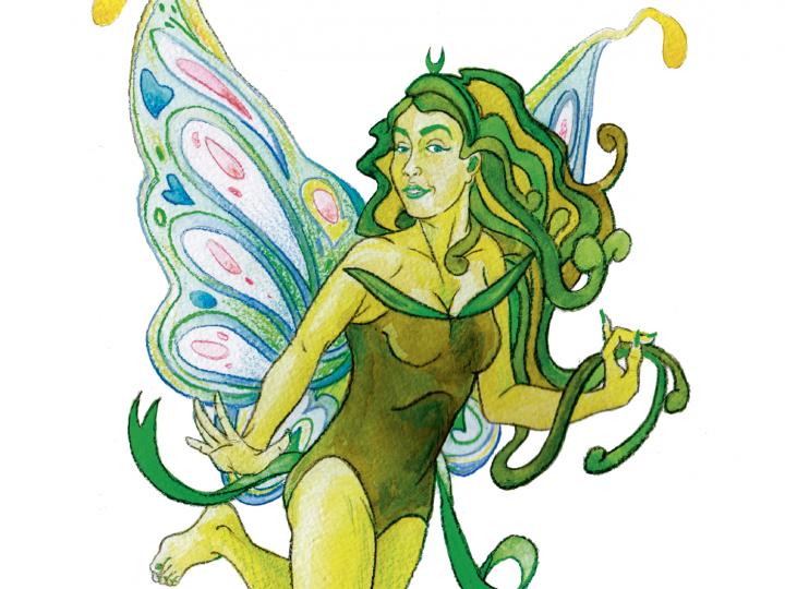 Sur les ailes de l'absinthe – Voyage en 24 dimensions